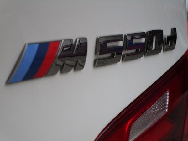 BMW 550d xDrive 12