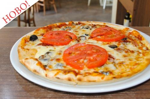 Пица Дон Домат